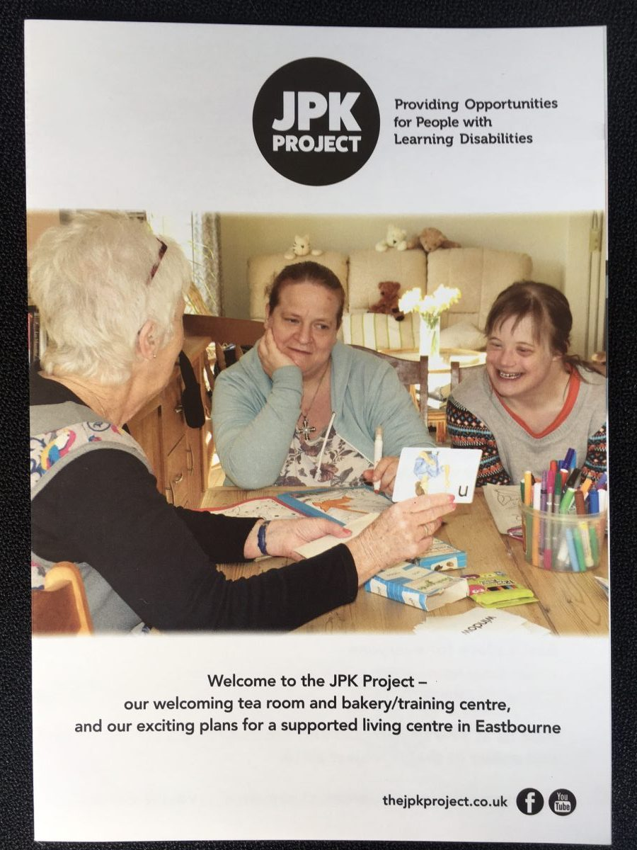 The JPK Project Leaflet