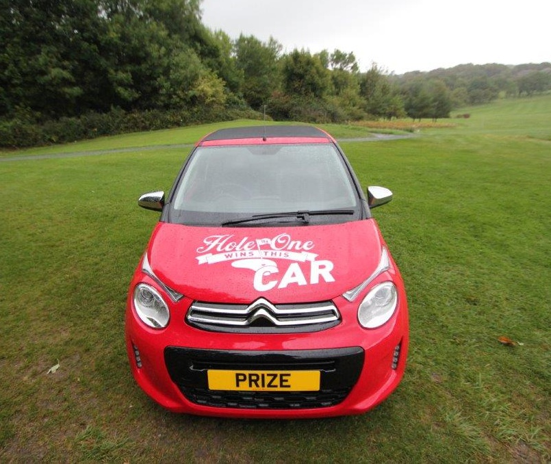 JPK Golf Day Win a Car
